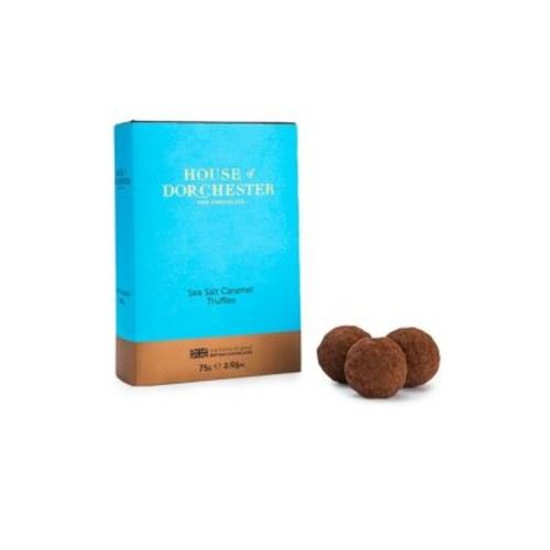 House Of Dorchester - Sea Salt Caramel Truffles Book Box