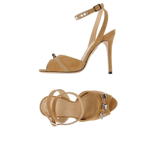 CHARLOTTE OLYMPIA -Sandals