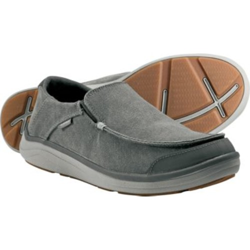 SIMMS MEN'S WESTSHORE SLIP ON SHOE RIVER ROCK (12)