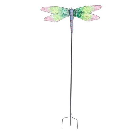 Sunjoy Large Dragonfly Garden Stake