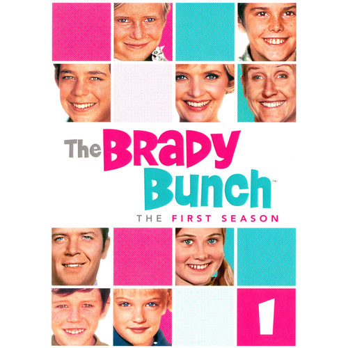 The Brady Bunch: The Complete First Season [4 Discs] [DVD]