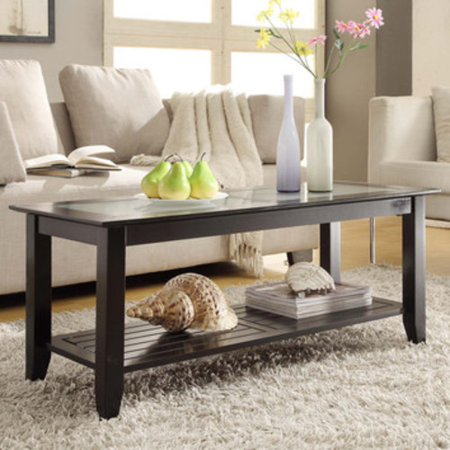 Carmel Coffee Table by Convenience Concepts