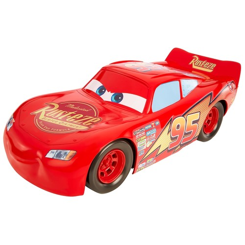 Disney Pixar Cars 3 Smart Steer Vehicle - Lightning Mcqueen