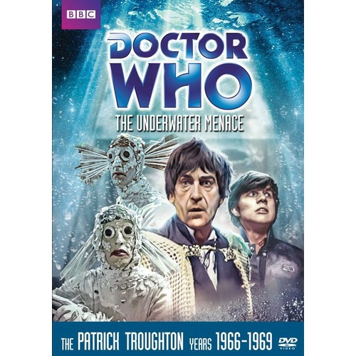 Doctor Who: The Underwater Menace [DVD]