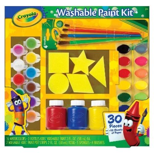 Crayola Washable Paint Kit