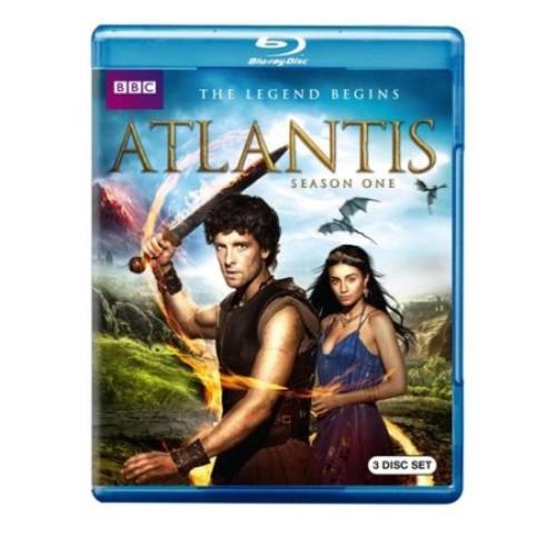 Atlantis: Season One [3 Discs] [Blu-ray]