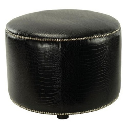 Ottomans Black - Safavieh