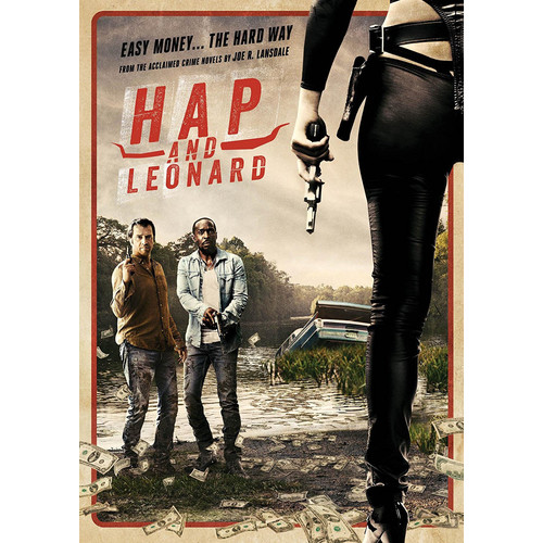 Hap and Leonard: Season 1 [2 Discs] [DVD]