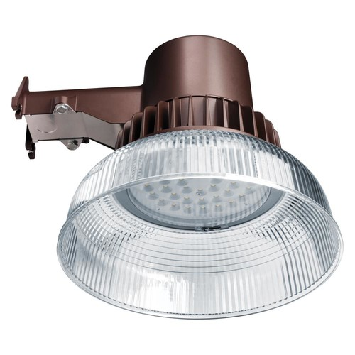 Honeywell 45-Watt Remington Bronze Outdoor Integrated LED Area Light