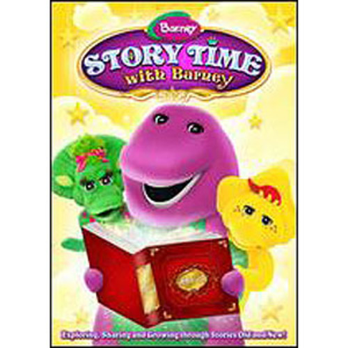 Barney: Story Time With Barney (Full Frame)
