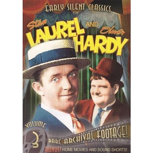 STAN LAUREL & OLIVER HARDY CLASSICS 3: SILENT
