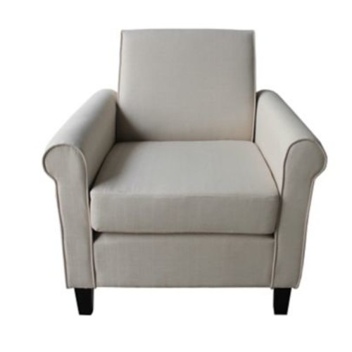 Container Arm Chair; Beige