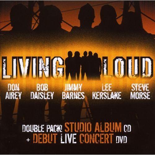 Living Loud [CD/DVD] [CD]