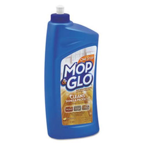 MOP and GLO Triple Action Floor Cleaner, Fresh Citrus Scent, 32 oz Bottle