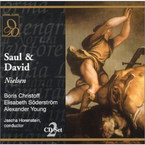 Neilsen: Saul and David