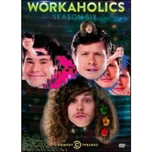 Workaholics: Season Six [2 Discs] [DVD]