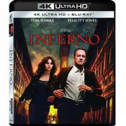 Inferno [4K UHD] [Blu-Ray]