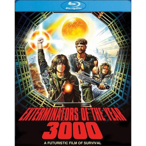 Exterminators in the Year 3000 [Blu-ray] [1983]