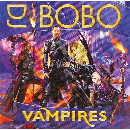 Vampires [CD]