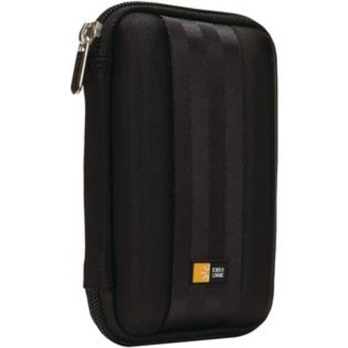 Case Logic QHDC-101BLACK Portable Hard Drive Case - 2.5