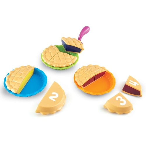 Learning Resources Smart Snacks Puzzle Pies - Smart Snacks Puzzle Pies
