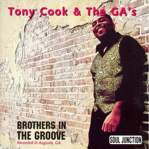 Brothers in the Groove [CD]