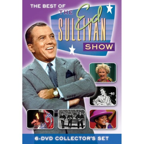 The Ed Sullivan Show: The Best of the Ed Sullivan Show - Unforgettable Performances [DVD]