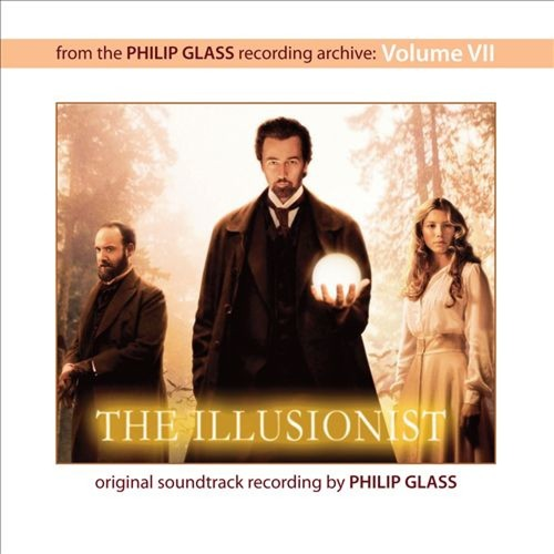 The Illusionist [Original Motion Picture Soundtrack] [CD]