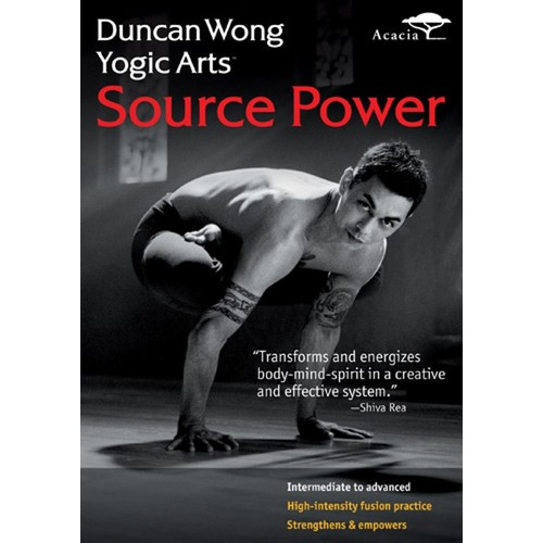 Duncan Wong Yogic Arts: Source Power [DVD] [English] [2006]