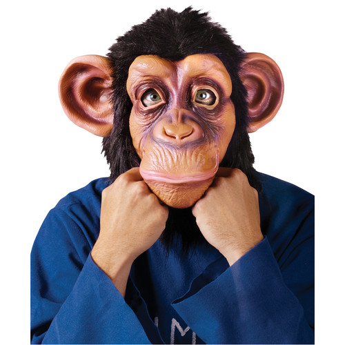 Totally Ghoul Chimp Mask