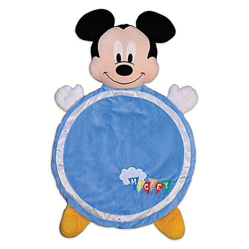 Disney Mickey Mouse Plush Playmat