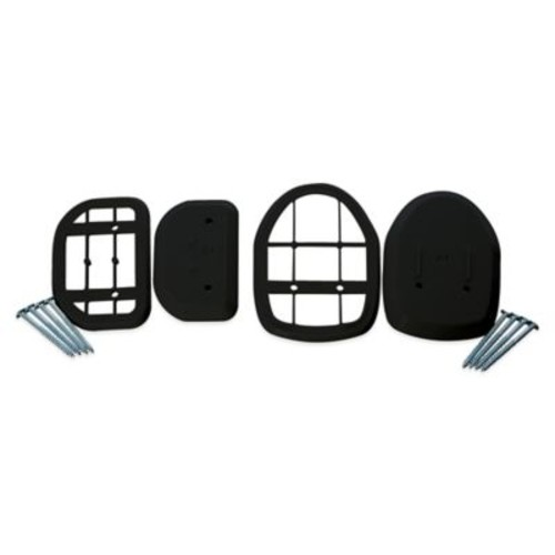 Dreambaby Spacers for Retractable Gate in Black