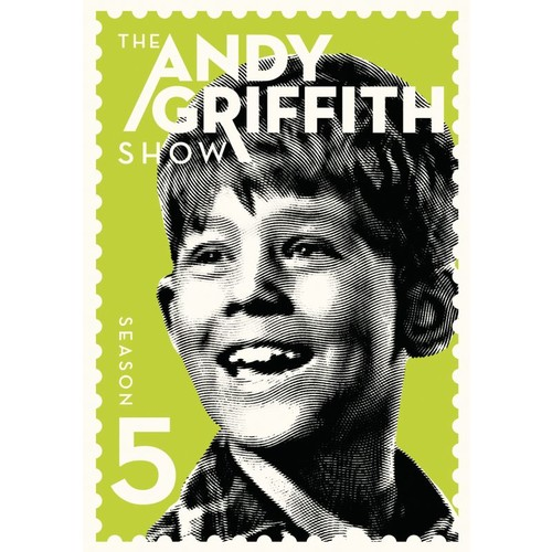 The Andy Griffith Show: The Complete Fifth Season [5 Discs] [DVD]