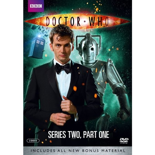 Doctor Who: Series Two- Part One (DVD)