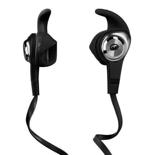 Monster - iSport Strive Earbud Headphones - Black