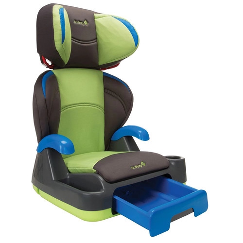 Safety 1st Store N Go with Back Booster Car Seat - Adventure