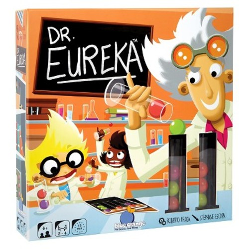 Dr. Eureka Board Game