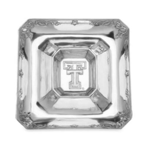 Arthur Court Designs Texas Tech University Chip and Dip Tray