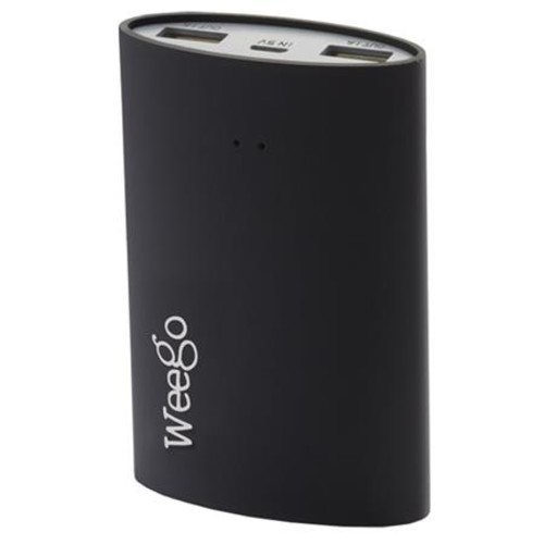 Weego 5200mAh Midsize Rechargeable Battery Pack for USB-Enabled Devices BP52