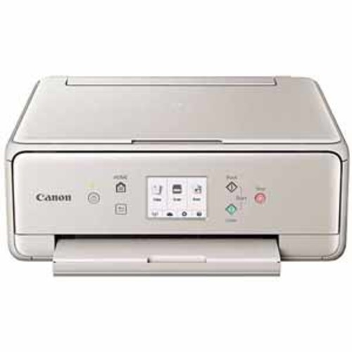 Canon PIXMA TS6020 Wireless Inkjet All-in-One Printer - Gray
