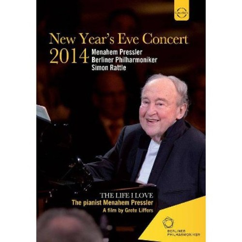 Year's Eve Concert 2014 (DVD)