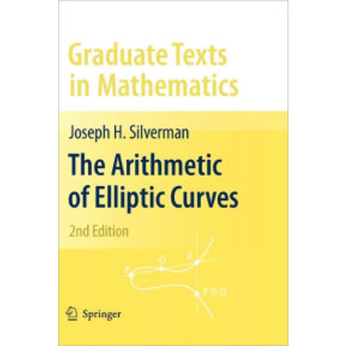 The Arithmetic of Elliptic Curves / Edition 2