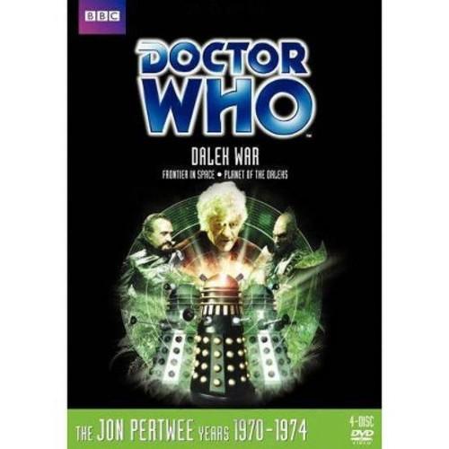 Doctor who:Dalek war (DVD)