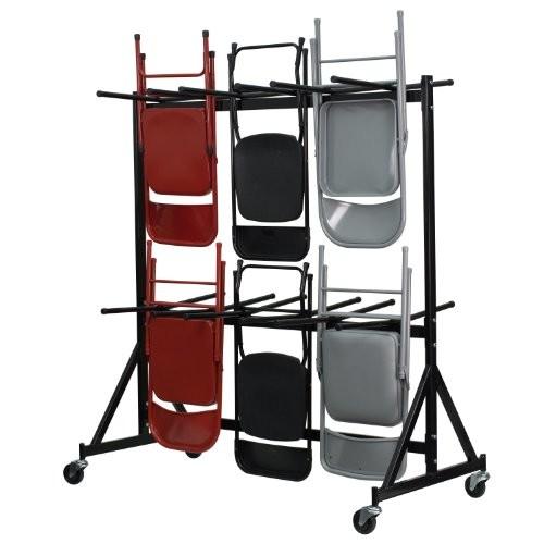 Flash Furniture Hanging Folding Chair Truck [Black]