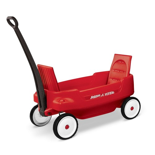 Radio Flyer 2700 Pathfinder Wagon, Red (Discontinued by manufacturer)