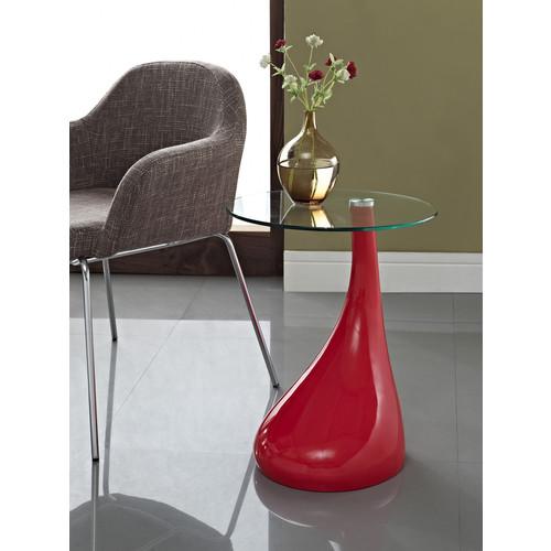 Teardrop Side Table by Modway