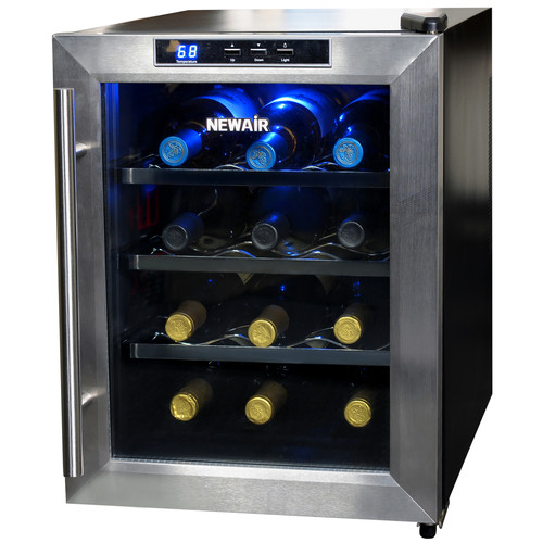 Air 12-Bottle Thermoelectric Wine Cooler