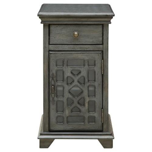 Chippendale Chairside Cabinet - Treasure Trove