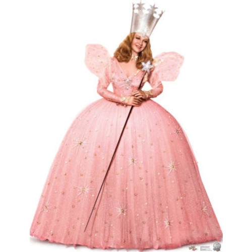 Wizard of Oz Glinda the Good Witch Cardboard Standup