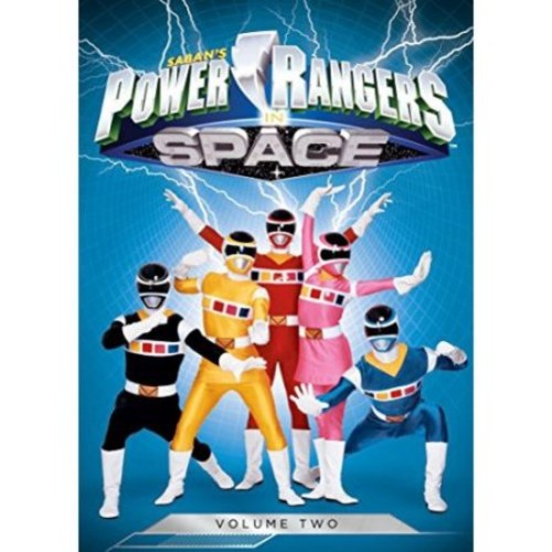 POWER RANGERS IN SPACE V02 (DVD/FF/3 DISC) (DVD)